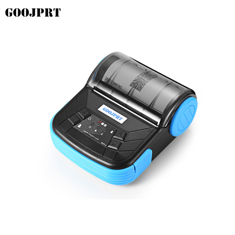 80mm Handheld android pos terminal with printer Thermal Receipt Printer
