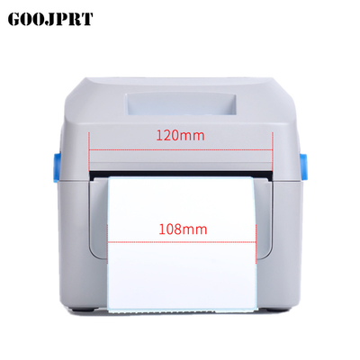 wholesale brand new thermal bar code QR code label printer high quality clothing tags supermarket price sticker printer