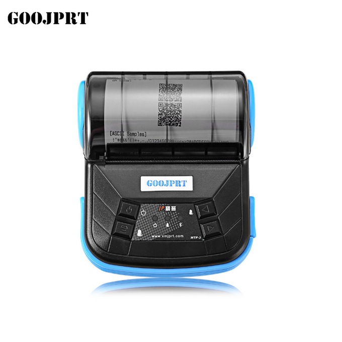 80mm smartphone bluetooth portable printer thermal for cashier system