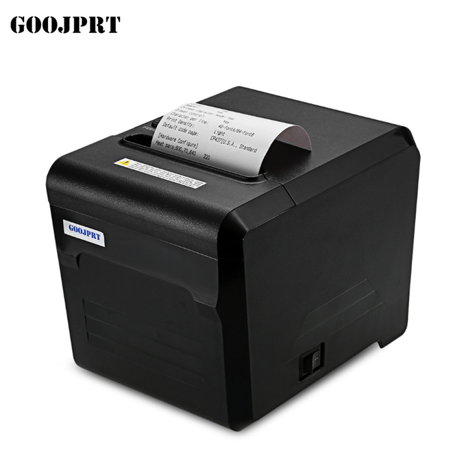 POS printer thermal 80mm restaurant bill printer for supplied by manufacturer