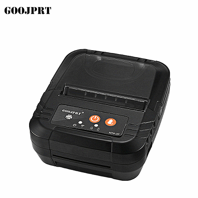 Bluetooth thermal printer 80mm Thermal printer POS Printer Compatible with Android/iOS/Windows ESC/POS